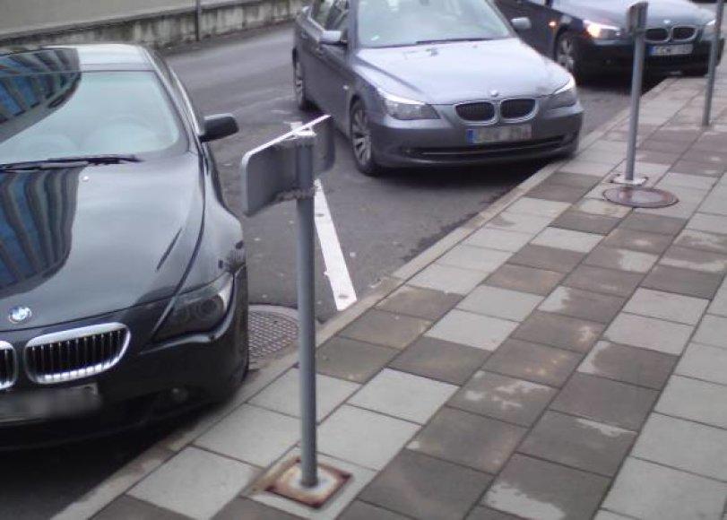 BMW automobiliai Lietuvoje populiarūs, jau įstengiama įsigyti ne tik senų modelių.