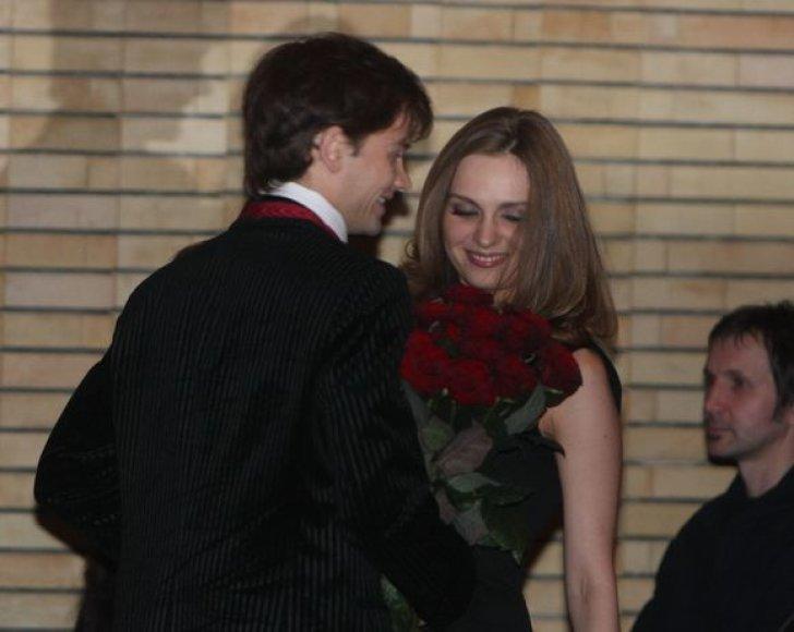 Nerijus Juška ir Asta Valentaitė