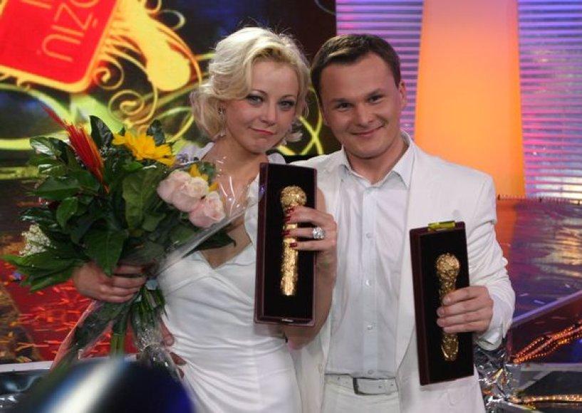 Mia ir Giedrius Leškevičius