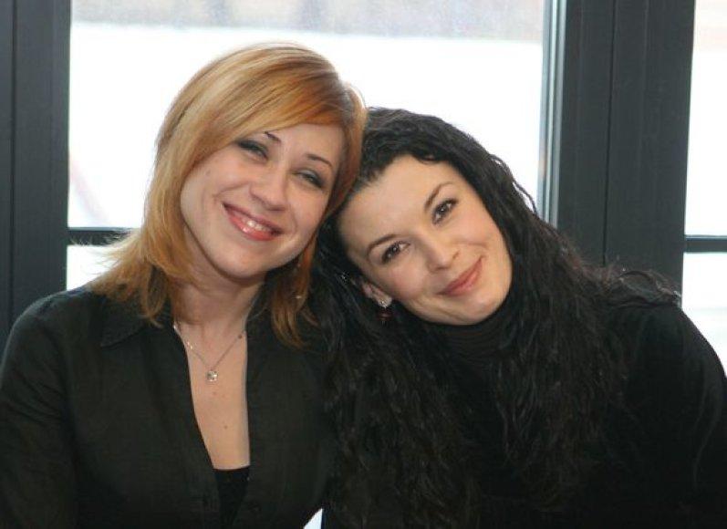 Eva ir Laura Imbrasienė