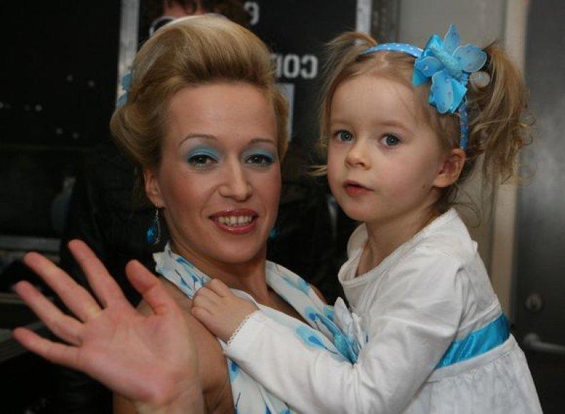 Atlanta su dukra Saule