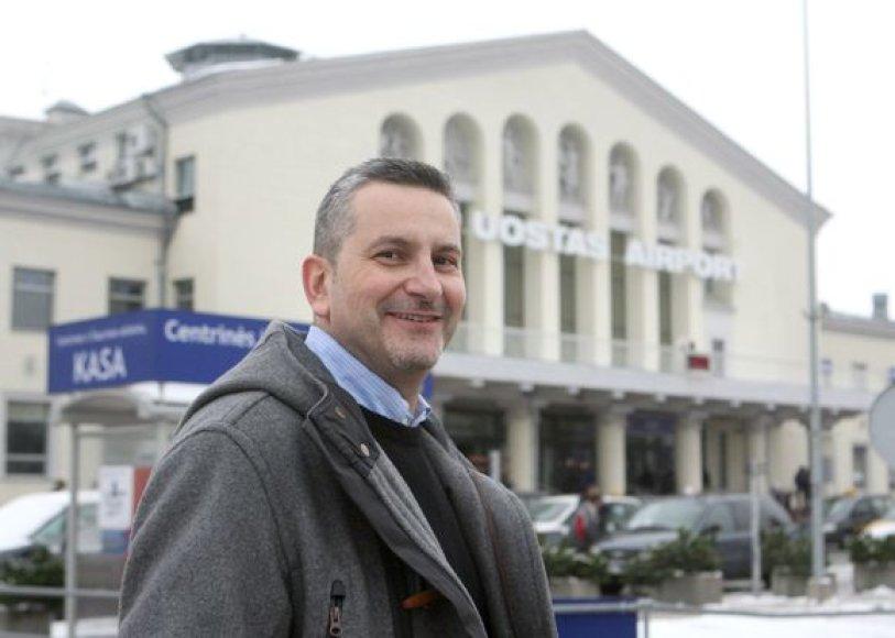 Naujasis Kauno klubo strategas didelių permainų nežada