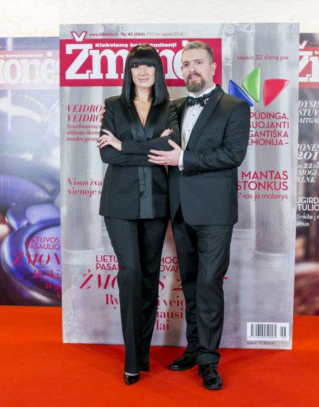 """Juliaus Kalinsko / 15min nuotr./ """"Žmonės 2017"""" apdovanojimų svečiai"""