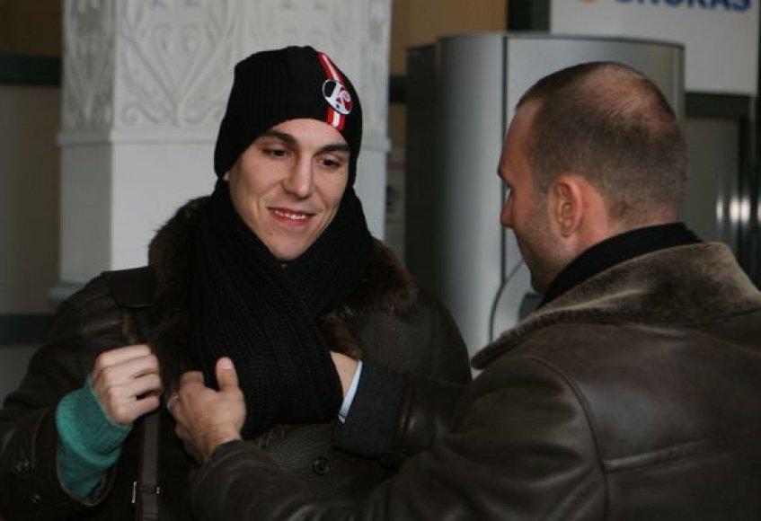 Miloševičius keliasi į Turkiją