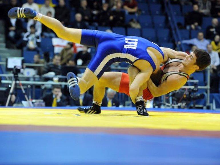 Olegas Lavruvjanecas pralaimėjo jau pirmoje imtyje