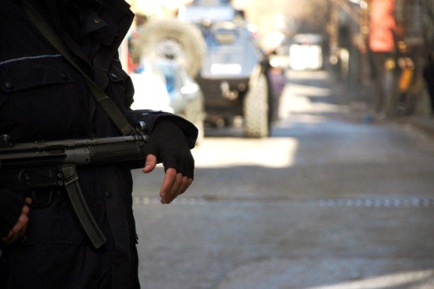 """""""al–Qaeda"""" kovotojas"""