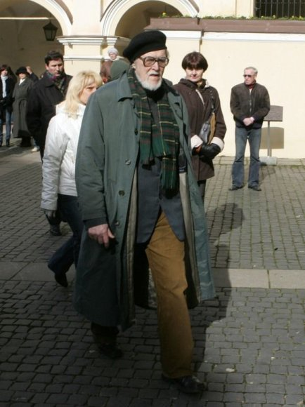 """M.Martinaitis sakė, kad laida """"Stilius"""" skirta naujiesiems lietuviams."""