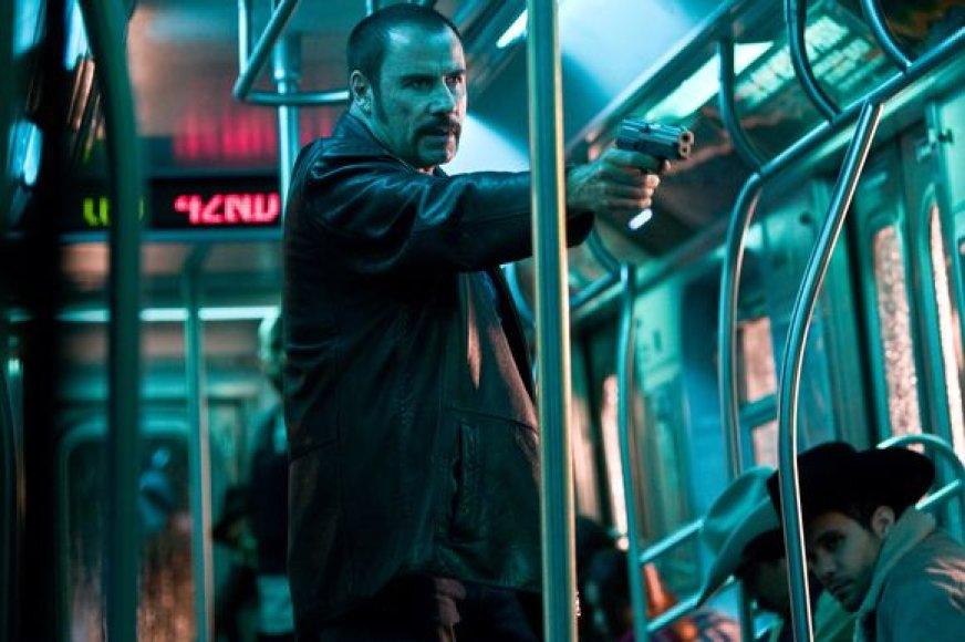 J.Travolta naujam filmui turėjo priaugti svorio.