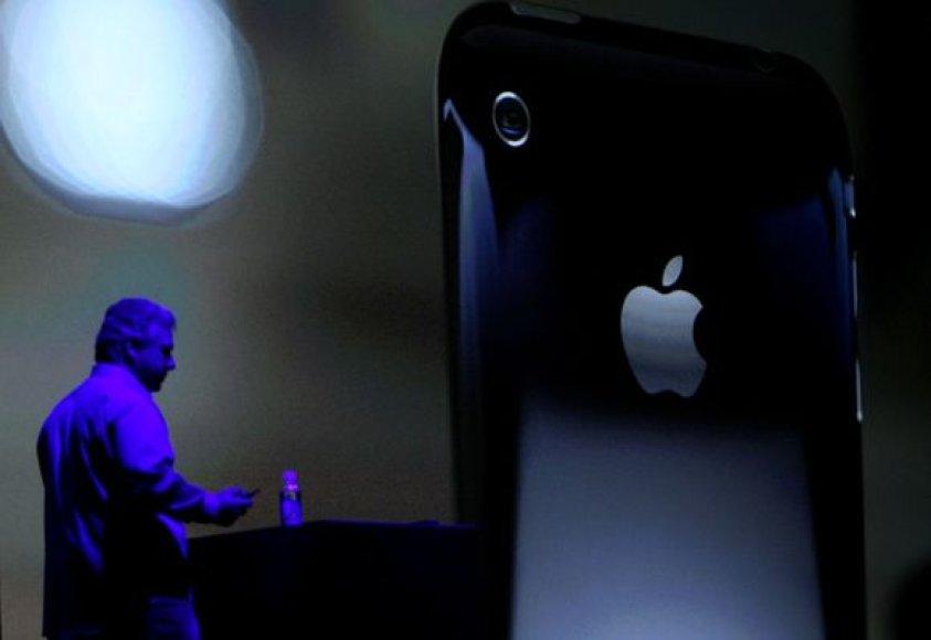 """""""Apple"""" vėl gali priblokšti naujienomis"""