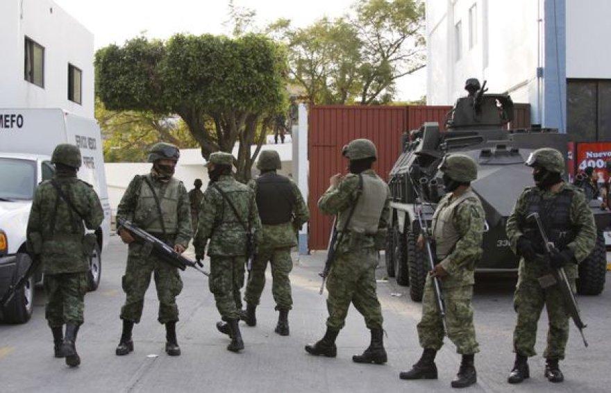 Specialiosios pajėgos Meksikoje