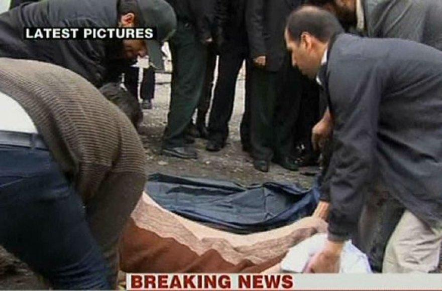 Išpuolis Irane