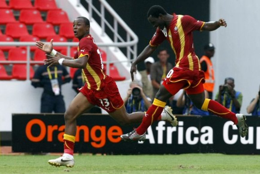 Ganos futbolininkai