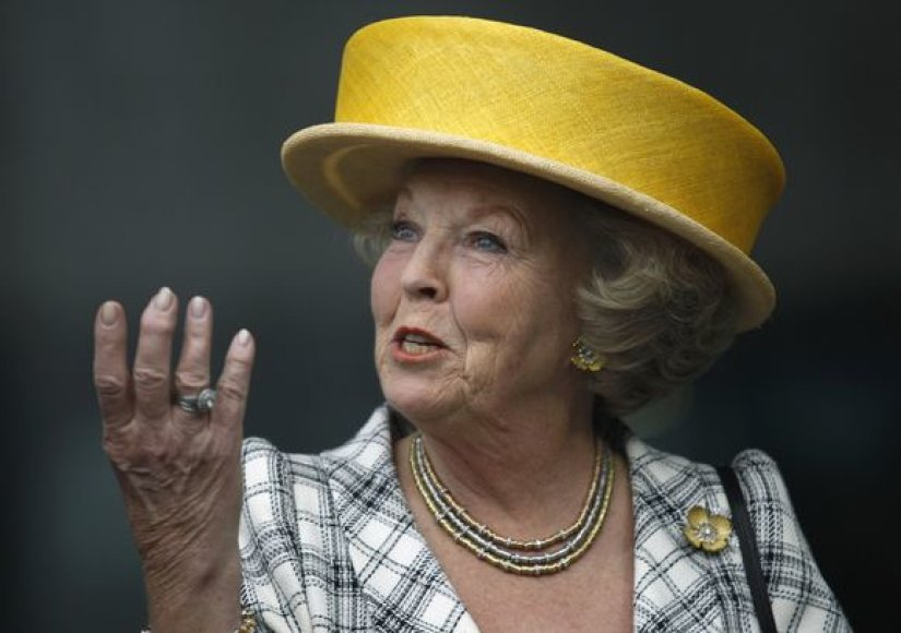 Nyderlandų karalienė Beatričė