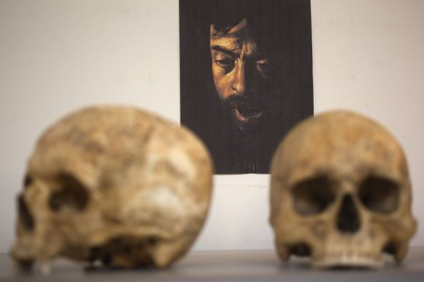 Caravaggio paveikslas
