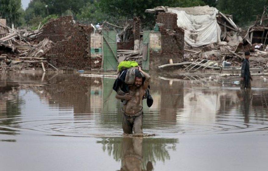 Potvyniai Pakistane