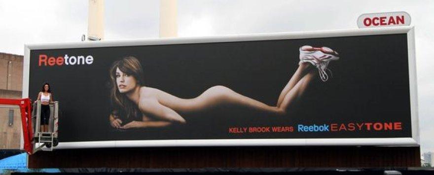 Naujoji reklama su K.Brook