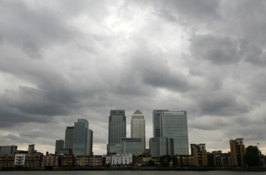 Londono finansinis centras