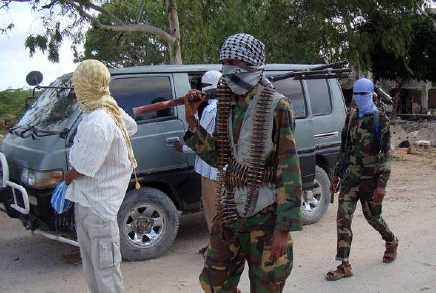 Užpuolikai Somalyje