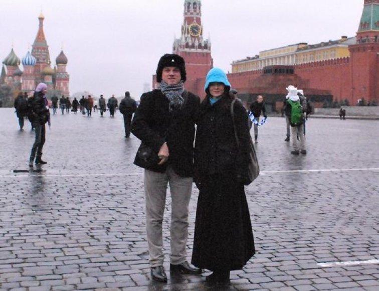 E.Seilius Maskvoje