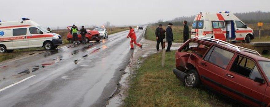 Po avarijos