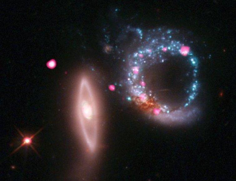 NASA nuotrauka
