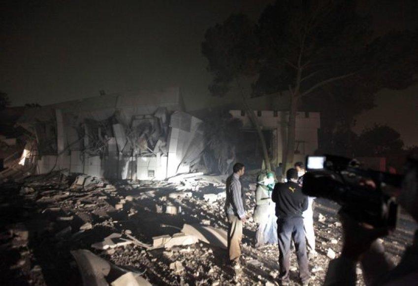NATO bombardavimo padariniai