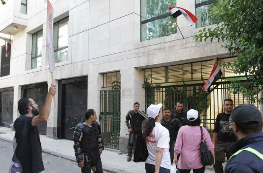 Prancūzijos ambasada