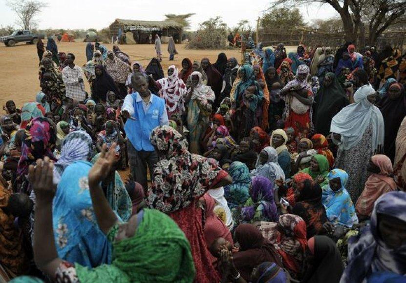 Pabėgėliai Etiopijoje