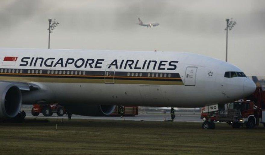 Lėktuvas oro uoste nuvažiavo ant žolės
