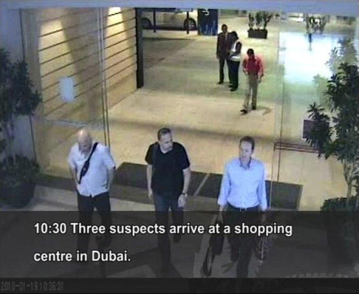 Įtariamieji žudikai