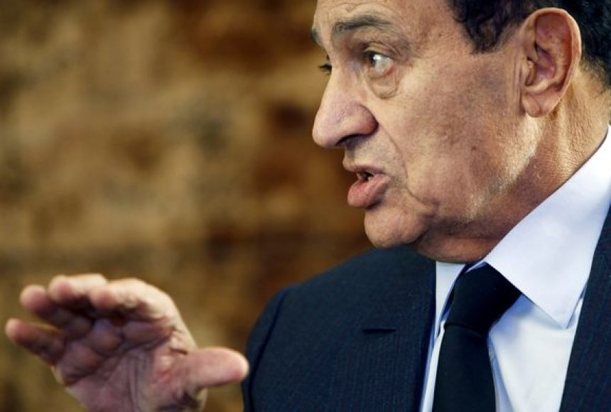 Hosni Mubarakas