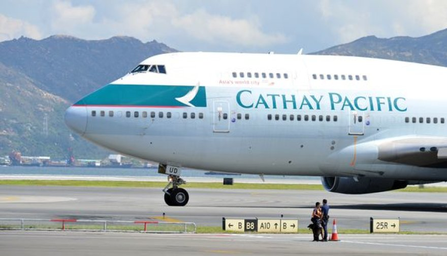 """""""Cathay Pacific"""""""