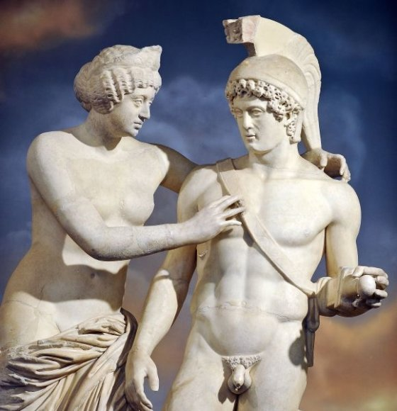 Restauruotos skulptūros