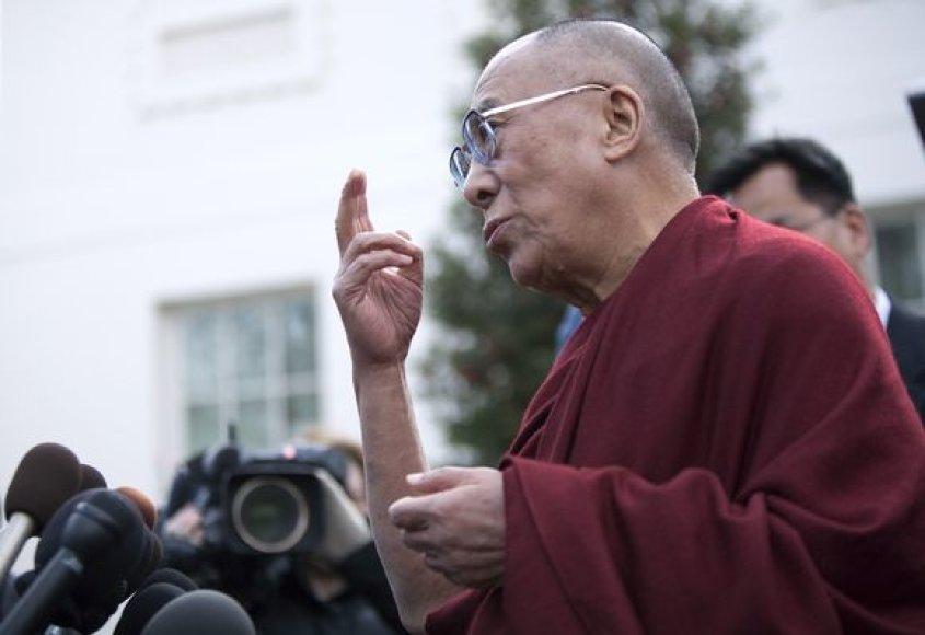 Dalai Lama prie Baltųjų rūmų