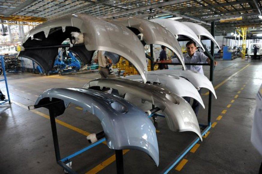 Automobilių gamintojai Indijoje