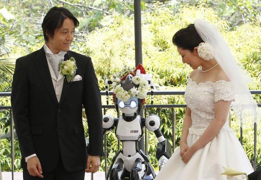 "Robotė ""I-Fairy"""