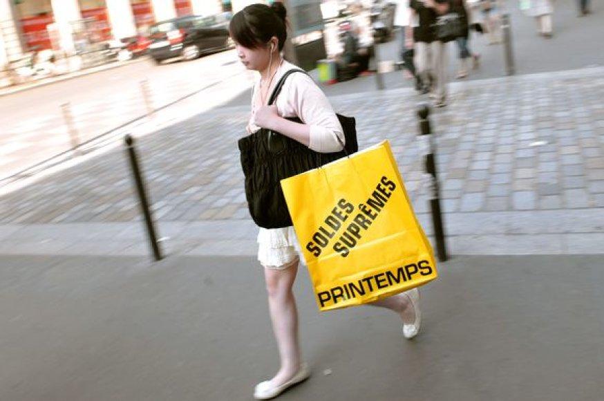 Prancūzijos versle – atsigavimo ženklai