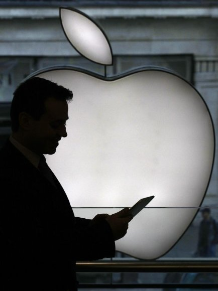 """""""Apple"""" metai prasidėjo sėkmingai"""