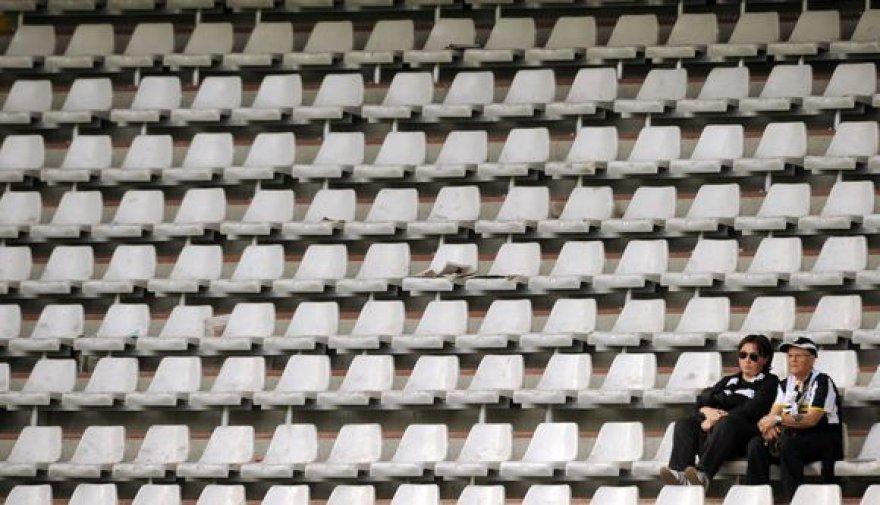 """Aršiausi """"Juventus"""" gerbėjai protestuodami prieš prastus rezultatus atsisakė palaikyti komandą"""