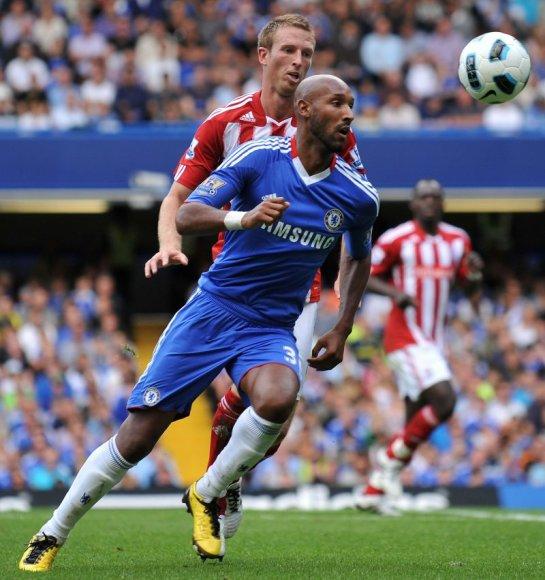 """""""Chelsea"""" vienuolikė – vienintelė dar nepraradusi taškų Anglijos pirmenybėse"""