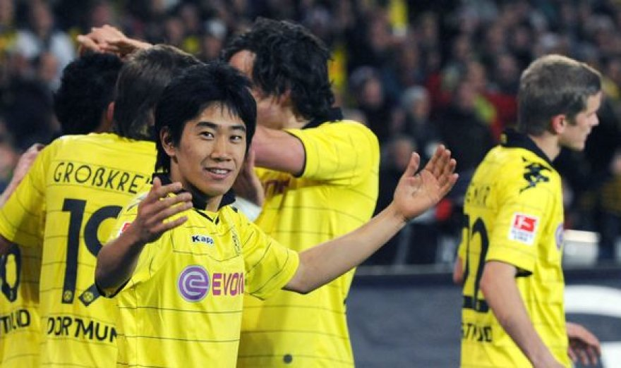 """""""Borussia"""" šventė devintą pergalę"""