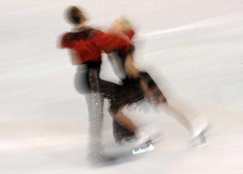 Šokiai ant ledo