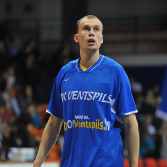 """Ventspils"" kapitonas Akselis Vairogas"