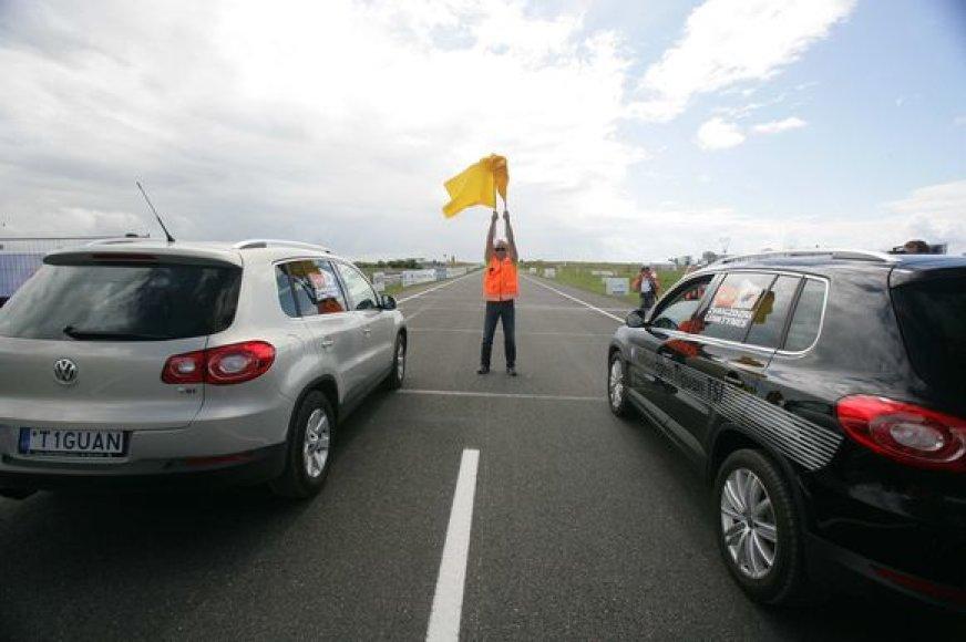 """""""Omnitel 1000 km lenktynių"""" organizatoriai šiemet žada, jog varžybų Palangoje programa bus kaip niekad įtempta ir turininga"""
