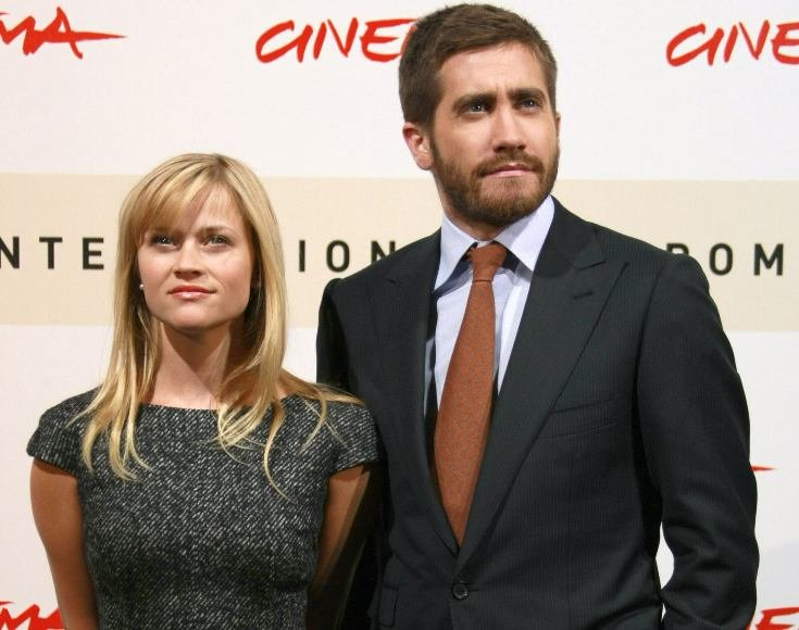Reese Witherspoon ir Jake'as Gyllenhaalas