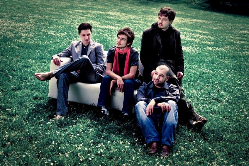 """""""Maybenot"""" nariai iš Italijos ketina suvilioti Vilniaus publiką savo meile muzikai."""