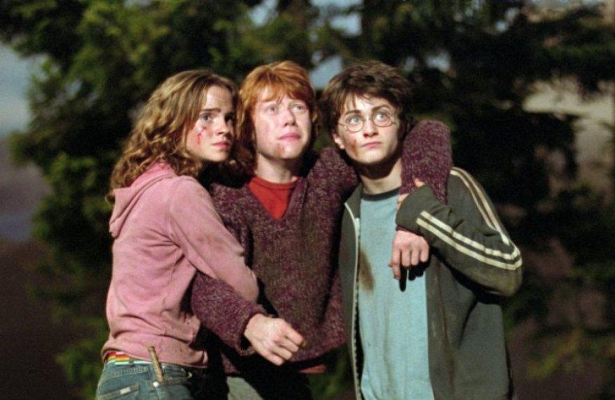 """""""Haris Poteris ir Azkabano kalinys"""""""
