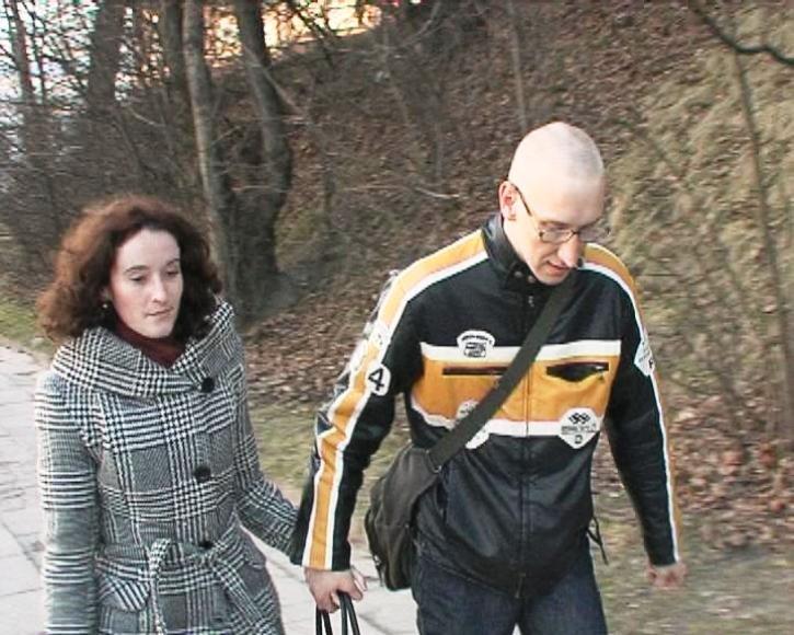 Mindaugas Jonušas-Minedas ir Irina