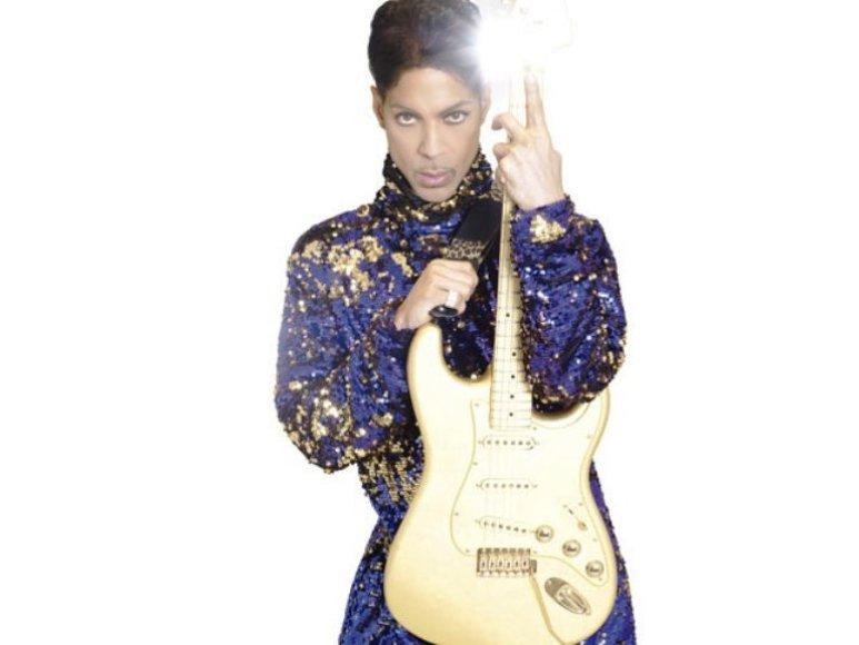 Atlikėjas Prince'as