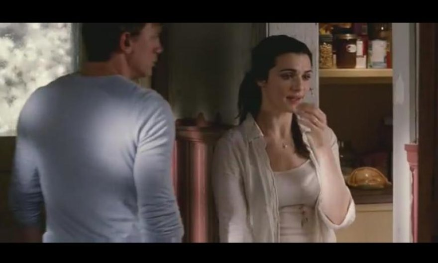 "Danielis Craigas ir Rachel Weisz filme ""Svajonių namas"""
